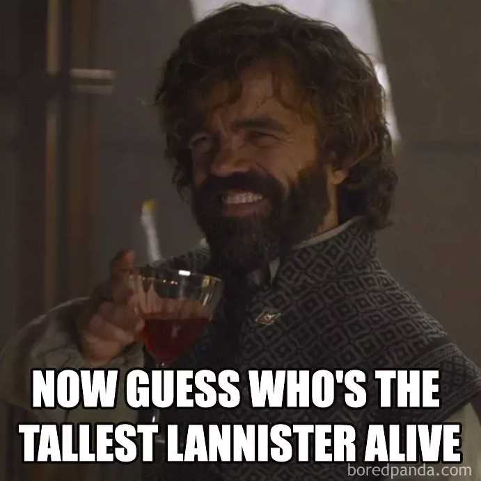 10 HIlarious Game Of Thrones Season 8, Episode 5 Memes